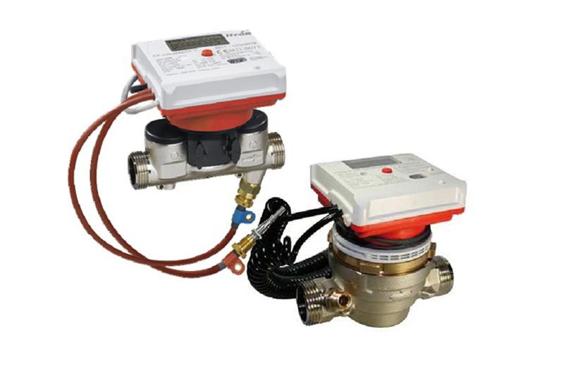 Ультразвуковий теплолічильник ITRON UltraMaXX. Опис. Характеристики.