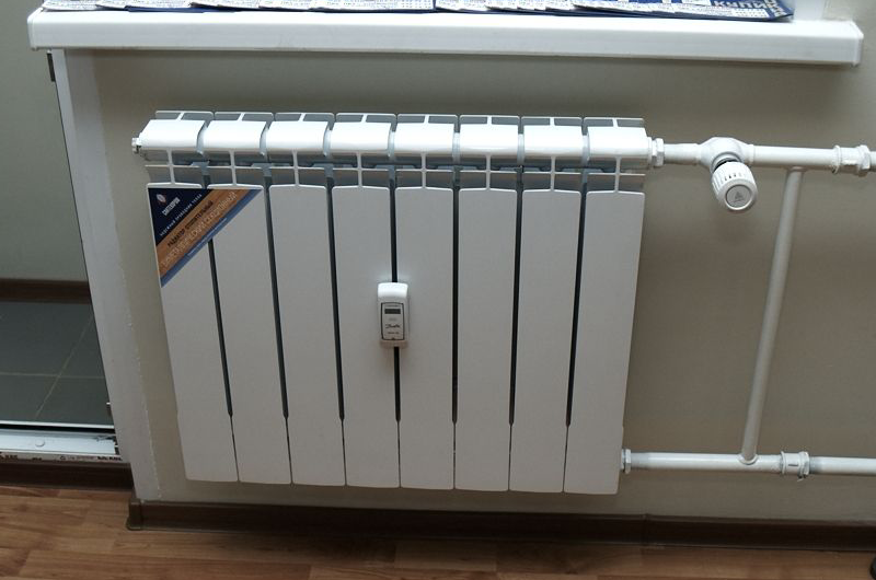 Встановлення лічильників тепла в квартирах з вертикальною розводкою опалення